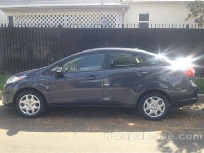 2013 Ford Fiesta lease in Whittier,CA - Swapalease.com