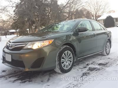 2013 Toyota Camry lease in Burnsville,MN - Swapalease.com