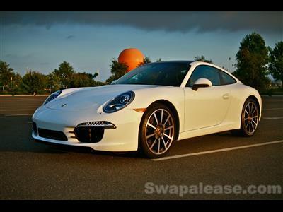 2014 Porsche 911 lease in Irvine,CA - Swapalease.com