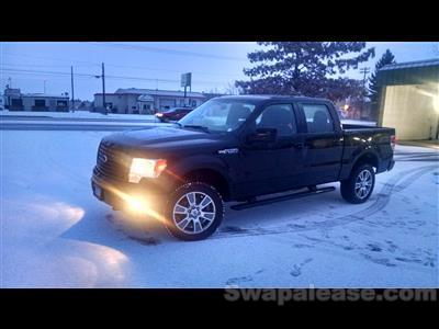 2014 Ford F-150 lease in Post Falls,ID - Swapalease.com