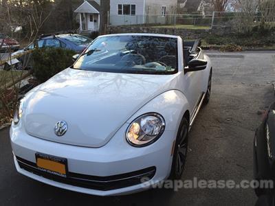2013 Volkswagen Beetle lease in Hartsdale,NY - Swapalease.com
