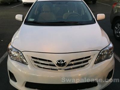 2013 Toyota Corolla lease in doral,FL - Swapalease.com