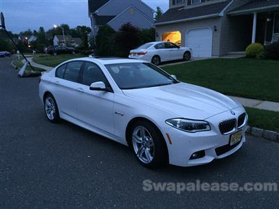 2015 BMW 5 Series lease in Howell,NJ - Swapalease.com
