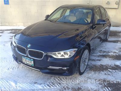 2013 BMW 3 Series lease in Wayzata,MN - Swapalease.com