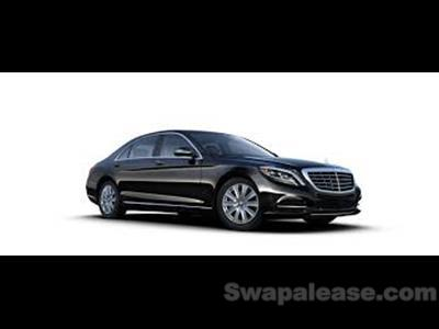 2014 Mercedes-Benz S-Class lease in Portland,OR - Swapalease.com