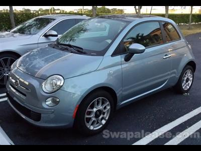 2013 Fiat 500 lease in miami,FL - Swapalease.com