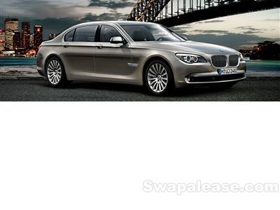 2013 BMW 7 Series lease in Tampa,FL - Swapalease.com