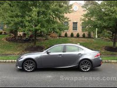 2014 Lexus IS 250 F Sport lease in Penbroke,FL - Swapalease.com