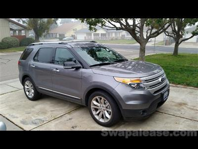 2014 Ford Explorer lease in Stockton,CA - Swapalease.com