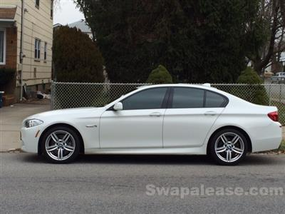 2013 BMW 5 Series lease in new york,NY - Swapalease.com