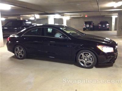 2014 Mercedes-Benz CLA-Class lease in Arlington,VA - Swapalease.com