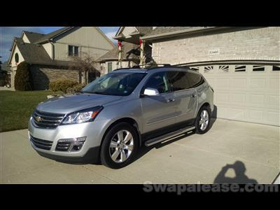 2014 Chevrolet Traverse lease in Macomb,MI - Swapalease.com
