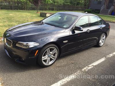 2014 BMW 5 Series lease in Woodbridge ,NJ - Swapalease.com