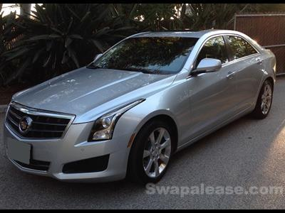 2014 Cadillac ATS lease in Los Angeles,CA - Swapalease.com