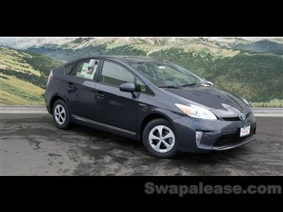 2012 Toyota Prius lease in San Francisco,CA - Swapalease.com