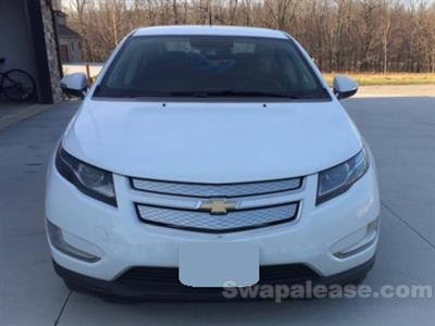 2014 Chevrolet Volt lease in Richfield,OH - Swapalease.com