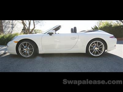 2014 Porsche 911 lease in Malibu,CA - Swapalease.com
