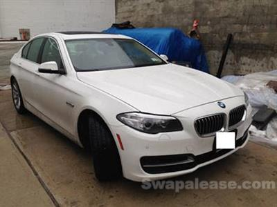 2014 BMW 5 Series lease in Flushing,NY - Swapalease.com