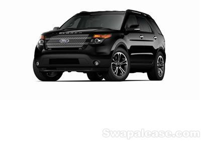 2014 Ford Explorer lease in West Bloomfield,MI - Swapalease.com
