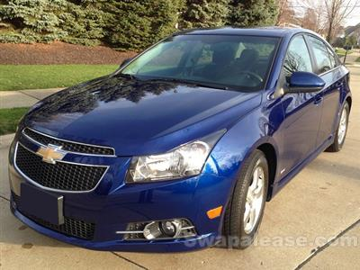 2012 Chevrolet Cruze lease in Westlake,OH - Swapalease.com