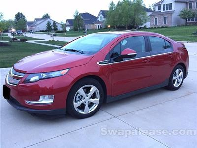 2014 Chevrolet Volt lease in North Royalton,OH - Swapalease.com