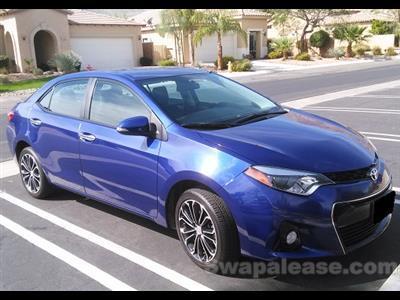 2014 Toyota Corolla lease in Burbank ,CA - Swapalease.com