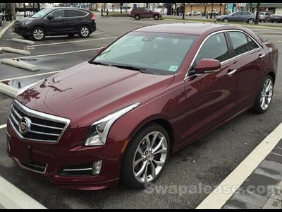 2014 Cadillac ATS lease in Sea Isle City,NJ - Swapalease.com