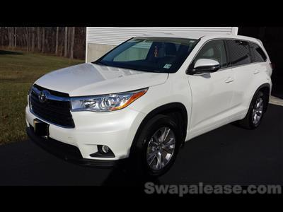 2014 Toyota Highlander lease in Florence,NJ - Swapalease.com