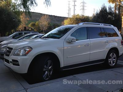 2012 Mercedes-Benz GL-Class lease in Mission Viejo,CA - Swapalease.com