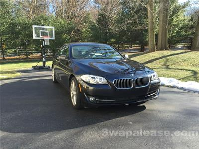 2013 BMW 5 Series lease in Glen Mills,PA - Swapalease.com