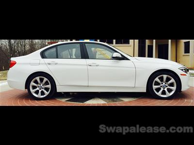 2014 BMW 3 Series lease in cincinnati,OH - Swapalease.com