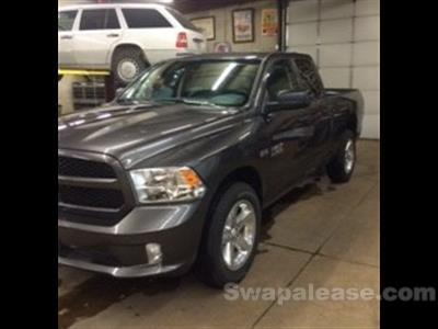 2014 Ram Ram Pickup 1500 lease in maplewood,MN - Swapalease.com
