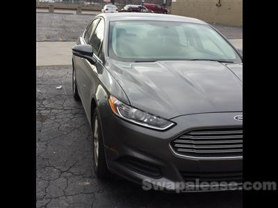 2014 Ford Fusion lease in dearborn,MI - Swapalease.com