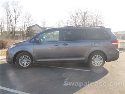 2014 Toyota Sienna lease in Lakewood,NJ - Swapalease.com
