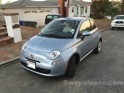 2013 Fiat 500 lease in La Mesa,CA - Swapalease.com