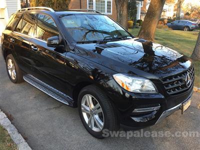 2015 Mercedes-Benz M-Class lease in New Rochelle,NY - Swapalease.com
