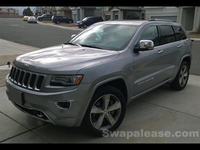 2014 Jeep Grand Cherokee lease in Sparks,NV - Swapalease.com