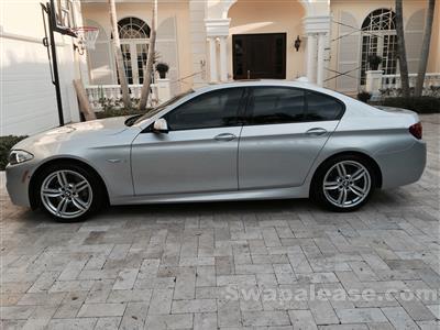 2013 BMW 5 Series lease in Palm Beach Garden,FL - Swapalease.com