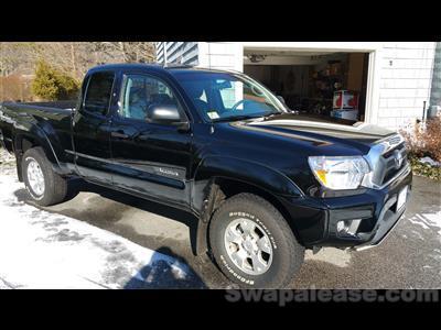 2015 Toyota Tacoma lease in Rockland,MA - Swapalease.com