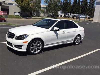 2014 Mercedes-Benz C-Class lease in Rancho Cordova,CA - Swapalease.com