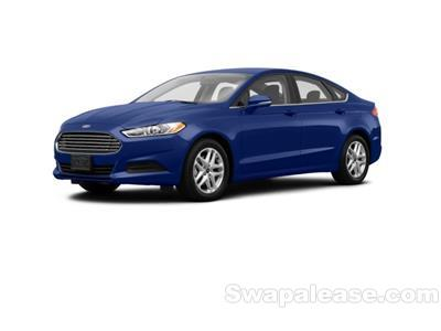 2014 Ford Fusion lease in Minneapolis,MN - Swapalease.com