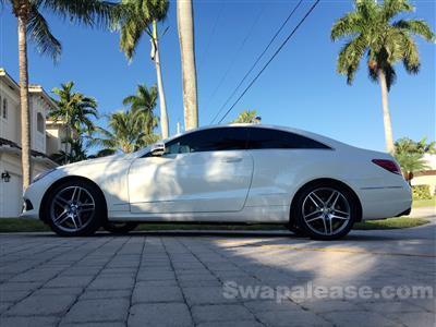 2014 Mercedes-Benz E-Class lease in Fort Lauderdale,FL - Swapalease.com