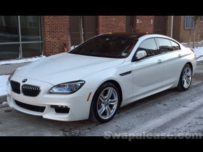 2014 BMW 6 Series lease in Woodridge,NJ - Swapalease.com