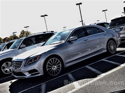 2014 Mercedes-Benz S-Class lease in Coopersburg,PA - Swapalease.com
