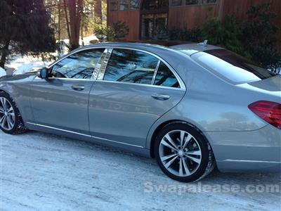 2014 Mercedes-Benz S-Class lease in Bedford,NH - Swapalease.com