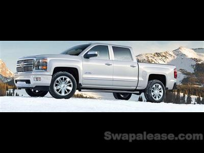 2015 Chevrolet Silverado 1500 lease in St Clair Shores,MI - Swapalease.com
