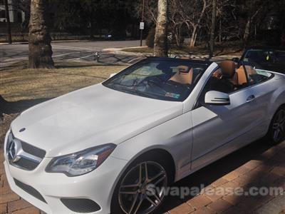 2014 Mercedes-Benz E-Class lease in Elkins Park,PA - Swapalease.com