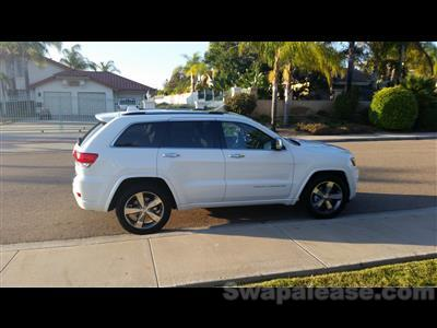 2014 Jeep Grand Cherokee lease in San Diego,CA - Swapalease.com