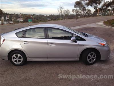 2015 Toyota Prius lease in San Diego,CA - Swapalease.com