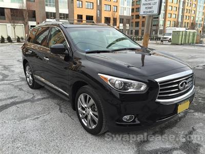 2013 Infiniti JX35 lease in Weehawken,NJ - Swapalease.com